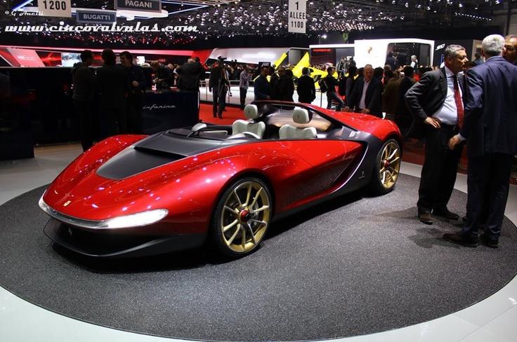 Pininfarina Sergio