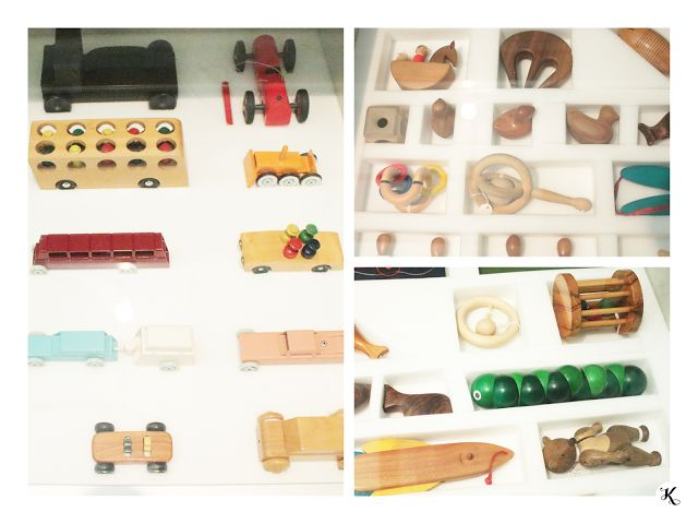 Knihařka - Stedelijk museum - wooden toys