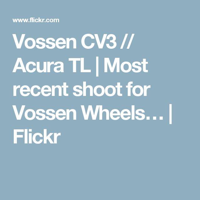 Best 25 Acura Tl Ideas On Pinterest: Best 25+ Vossen Wheels Ideas On Pinterest