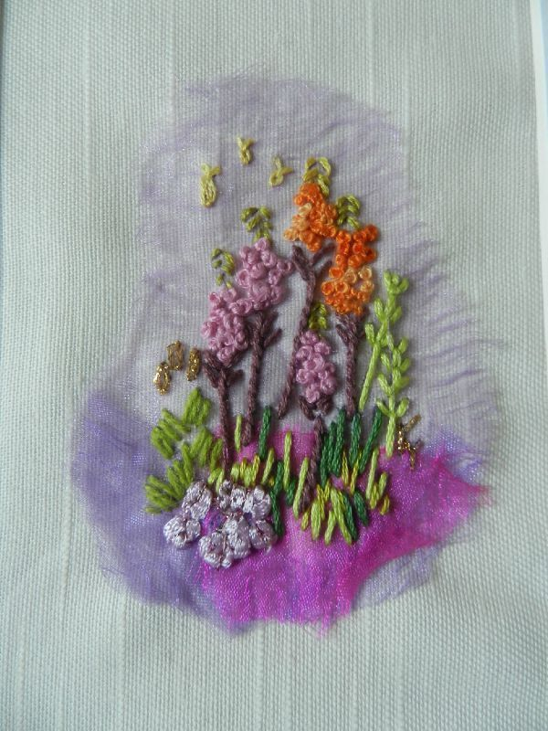 Best encrusted embroidery velvet moth moss stitches