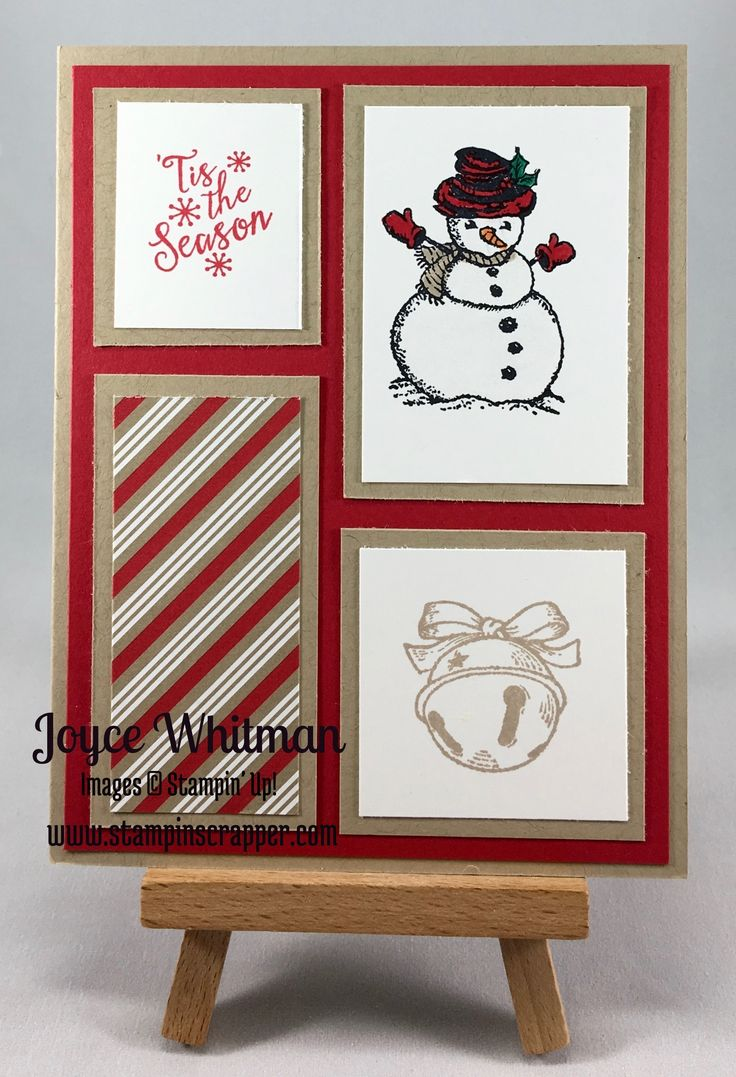 Christmas Card Making Ideas Stampin Up Part - 18: Peaceful Pines And Christmas Magic From Stampinu0027 Up! Were The Stamp Sets I  Used. Stampin Up ChristmasHandmade Christmas CardsHoliday ...