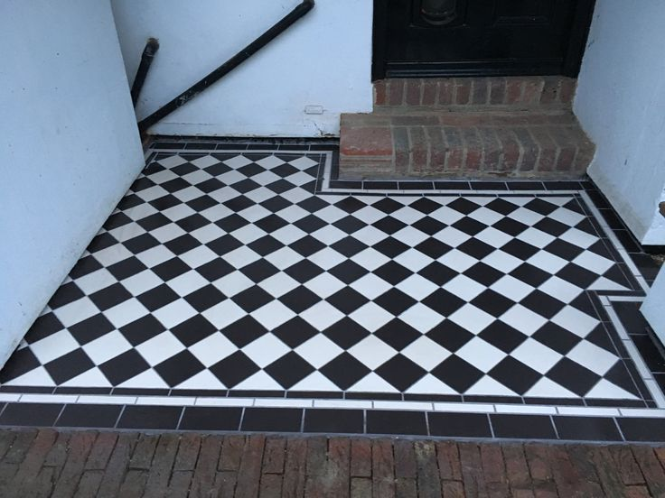 Great Victorian Style Outside Porch Area Laid To Clientu0027s Specification. Patios PorchesVictorian