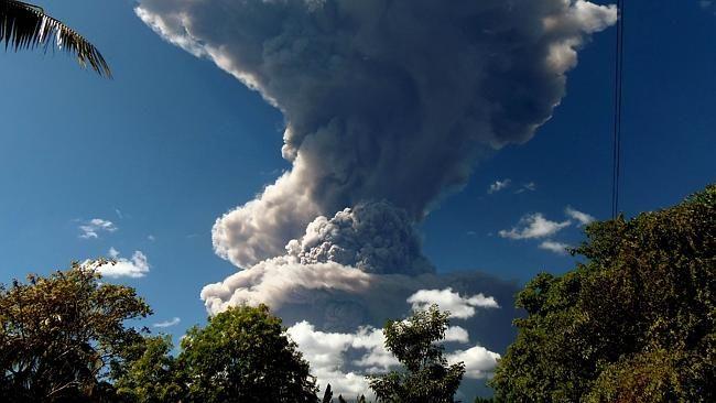Chaparrastique volcano eruption prompts evacuations in El Salvador