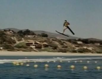 'Member when Fonzie jumped the shark?