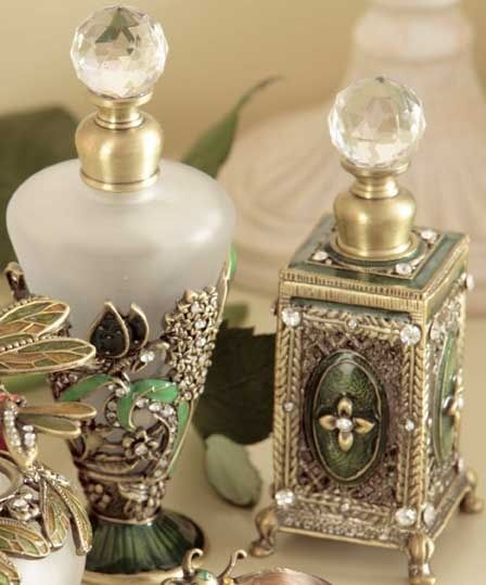 Bath & Body: Perfume Bottles. by cristina