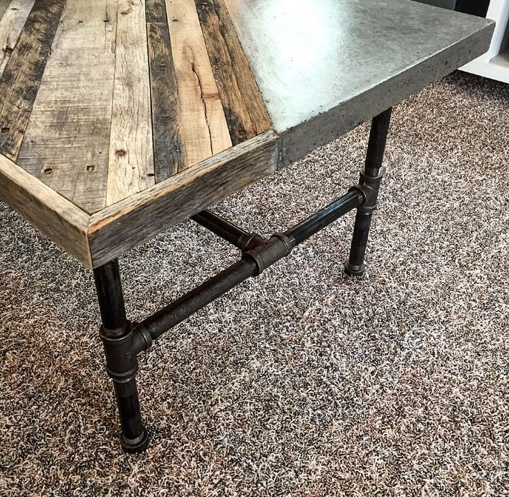 This Sleek And Rustic Industrial Table Would Look Great In: Best 25+ Gas Pipe Ideas On Pinterest