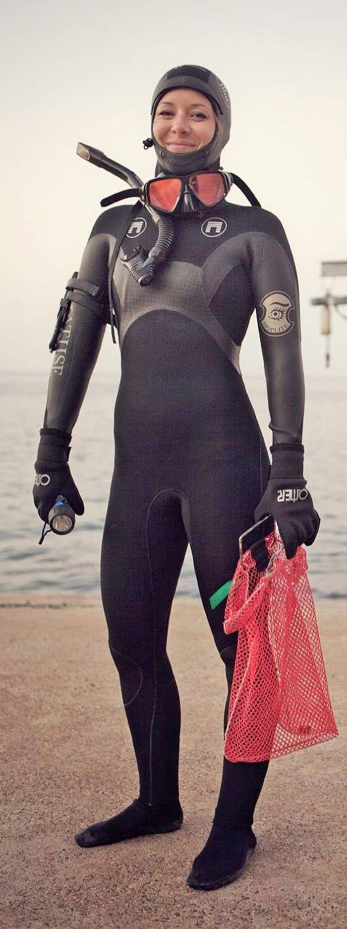 sex in a wetsuit