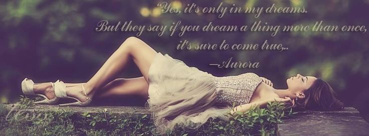 Dreams - Sleeping Beauty Quote Miss New York Teen USA 2013 Nikki Orlando