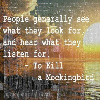 "a deeper insight on the character atticus in to kill a mockingbird "" atticus was right one time he said to kill a mockingbird between the choices made by the characters in harper lee's classic novel and the."