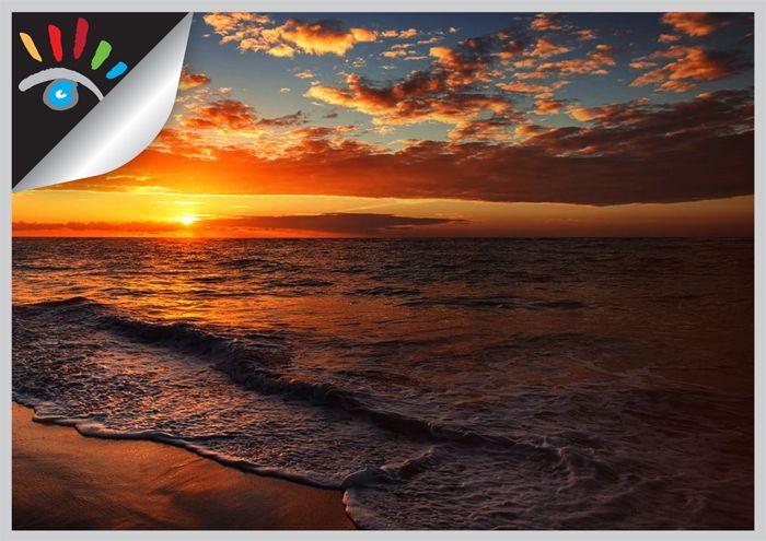 Hoe leg je het beste een zonsondergang / zonsopkomst vast?