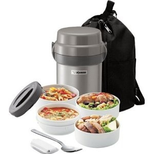 Mr. Bento - great for taking a multi-course lunch to work.: Bento Lunches, Stainlesssteel, Steel Lunches, Lunches Jars, Lunches Boxes, Boxes Lunches, Bento Stainless, Stainless Lunches, Stainless Steel