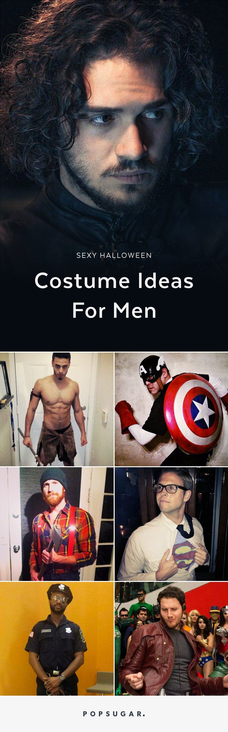 29 Sexy Halloween Costumes For Men
