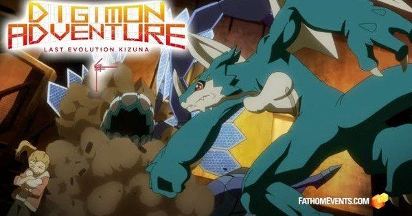 Digimon Adventure Last Evolution Kizuna Film S English Subtitled