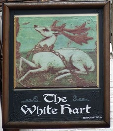 The White Hart - High Street, Hemel Hempstead, Hertfordshire, UK.
