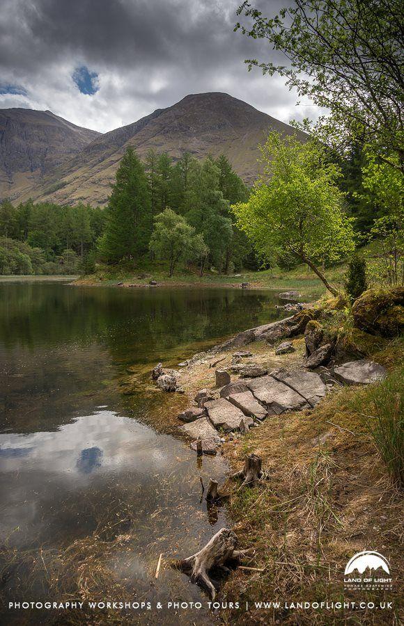 Torren Lochan, Glen Coe, Highland of Scotland.