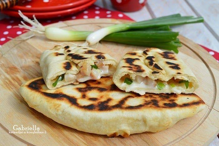 Gabriella kalandjai a konyhában :): Pupusas