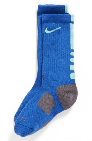 Boys' Nike Elite Socks...all the guys wear thease...and girls with uggs and boots...