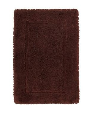 55% OFF Terrisol Cotton Non-Slip Rug (Chocolate)