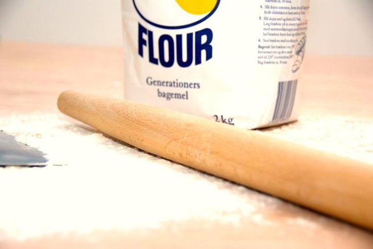 Havregrynskugler kan blandt andet laves til jul, og de er nem at trille, så også børnene kan være med. Opskriften her er med ægte vanilje. Genrefoto: Guffeliguf.dk.