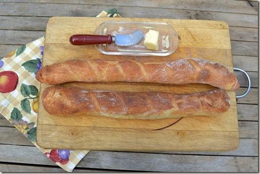 baguettes   Délicieux pains...   Pinterest