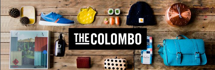 Flat lay Friday | The Colombo | Stores