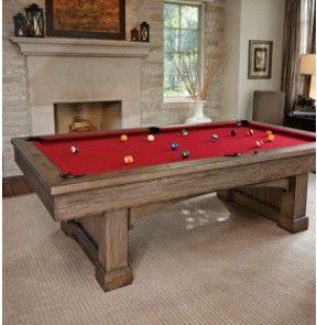 Savanna Pool Table By Brunswick