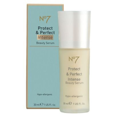 No1 drugstore find (though my Target seems to be clearing its shelves of Boots at the moment.) This affordable serum is a highly-effective pore reducer, and smooths out those fine lines in just a couple of applications. Boots No7 Protect & Perfect Intense Beauty Serum - 1.0 oz.