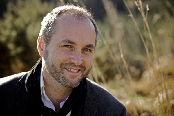 The disarming (and talented) writer, Colum McCann