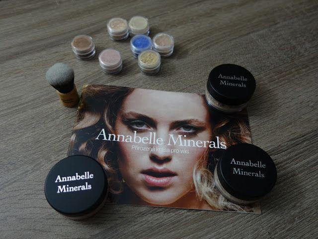 All my cosmetics: Minerální kosmetika Anabelle Minerals