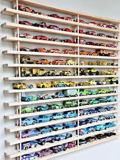 Playrooms and kids' bedrooms deserve to have minimal clutter too, which is why you need a toy organizer pronto. These toy organizing tips will help you organize matchbox cars and discover new Lego storage ideas so your children can keep their toys picked up more easily.
