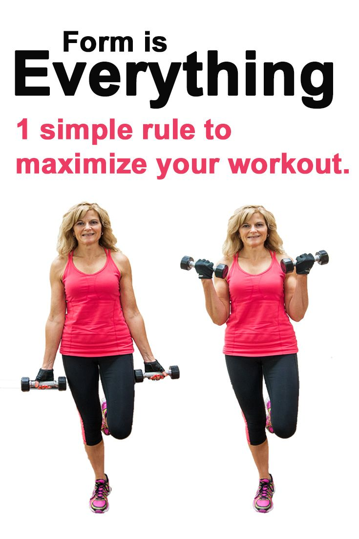 1 Simple rule to maximize your workout. https://flashyfitblog.wordpress.com/2015/03/27/form-is-everything/