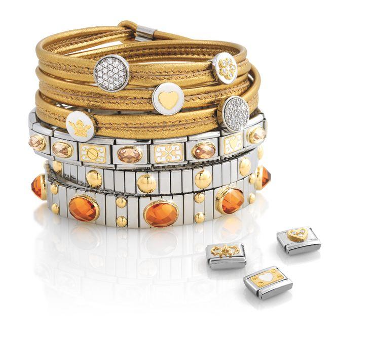 #nominationitaly #jewels #bijoux #joyas #joias #schmuck #smykke #juwelen #gioielli #fashion #trendy #regali #presents #gift #beauty #moda #armband #bracelet #pulsera #pulseira #bracciale www.nomination.com