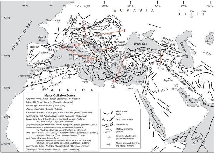 Earthquake Report: Tyrrhenian Sea! | earthjay science