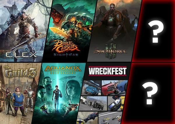 THQ Nordic reveals Gamescom 2017 lineup teases two new reveals