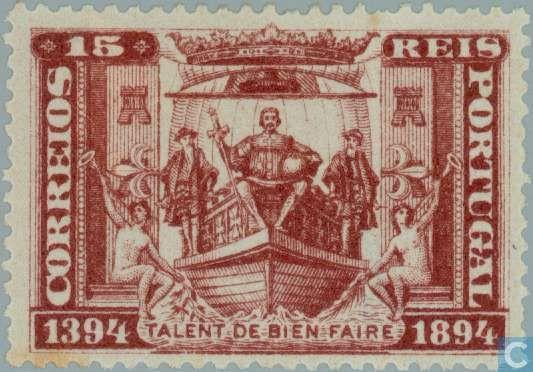 Portugal [PRT] - Seaman, Henry 1894