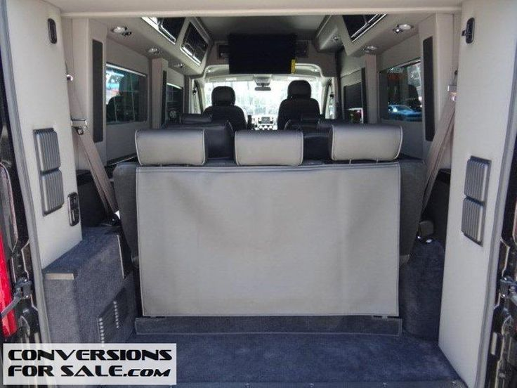 2015 RAM ProMaster 2500 High Roof Conversion Van Please Contact The Dealer For Additional Information