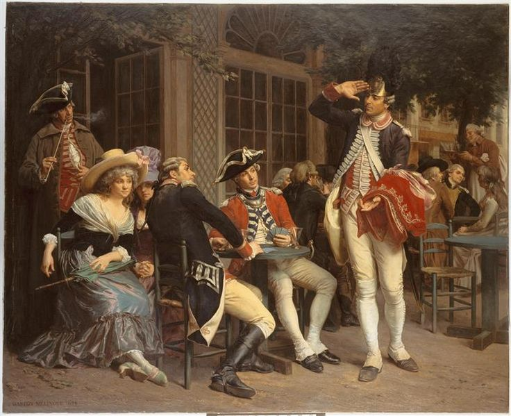 the french revolution and nature French invasion as an instrument for institutional reform  of the french revolution is also about its impact on political institutions and  par la nature,.