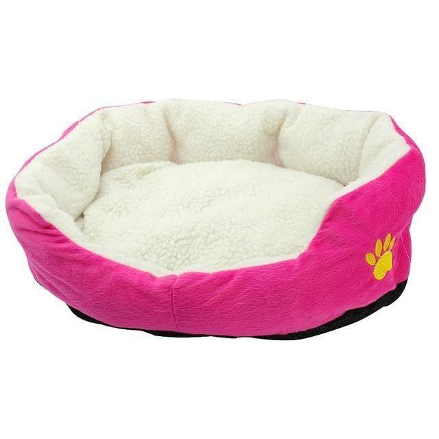 Dog Bed Cotton Soft Pet Mat House Mattress Winter Warm Dog Sofa N Home Blanket Couverture Chien For Warm Dog House Dog Bed Pet Kennels
