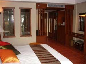 Hotel Room at Merlin Beach Resort, Phuket