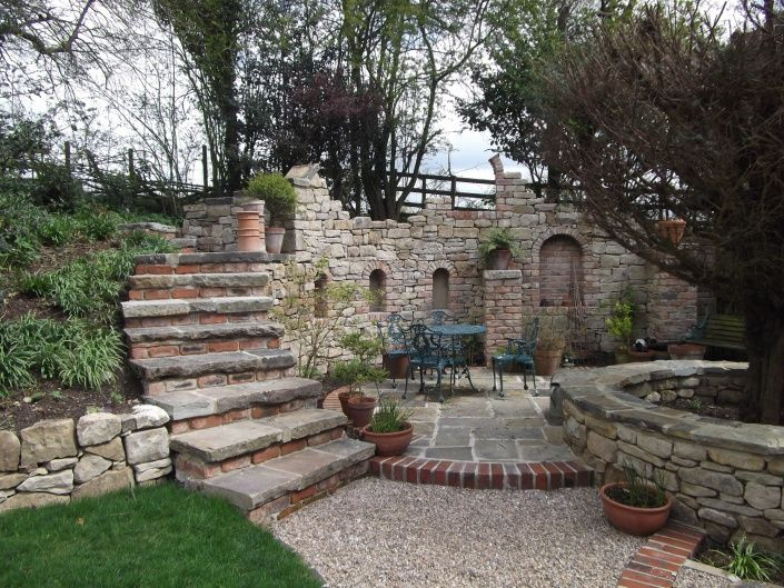 modern cottage garden - Google Search