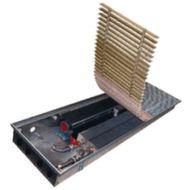Конвекторы встраимываемые с вентилятором EVA COIL - KBO и KBO-H Внутрипольный конвектор (для бассейнов) Артикул: нет Внутрипольный конвектор EVA COIL - KBO с естественной конвекцией (для бассейнов), с тангенциальным вентилятором, решетка анодированная (серебристая). Гарантия производителя