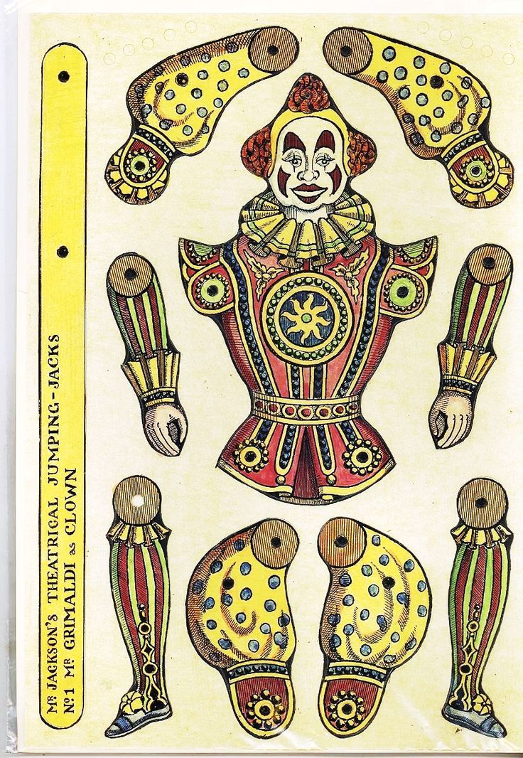 Articulated Paper Doll - (Also see Nancy Kelly's other paper doll boards on Pinterest!)