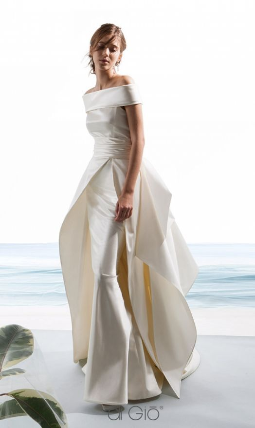Featured Dress: Le Spose di Giò; Wedding dress idea.