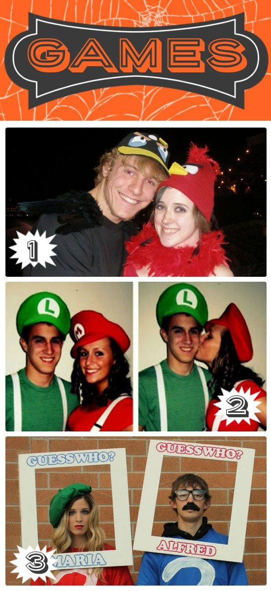 50 Last Minute Couples Halloween Costume Ideas Holiday/school - school halloween costume ideas