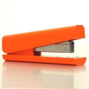 Stapler Orange, $35, now featured on Fab.