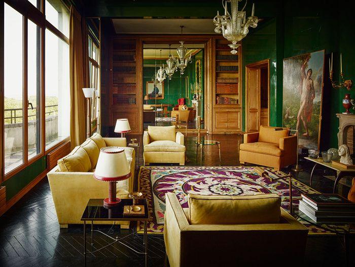 17 best images about appartements parisiens on pinterest for Deco appartement