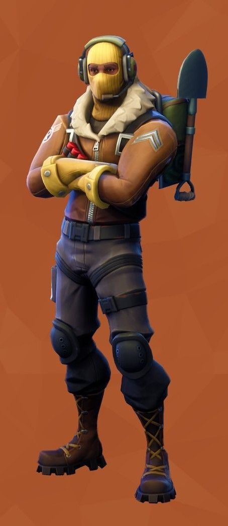 The Raptor Fortnite Characters Pinterest Spiel
