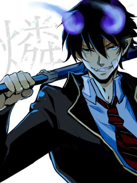 blue exorcist rin okumura - photo #30