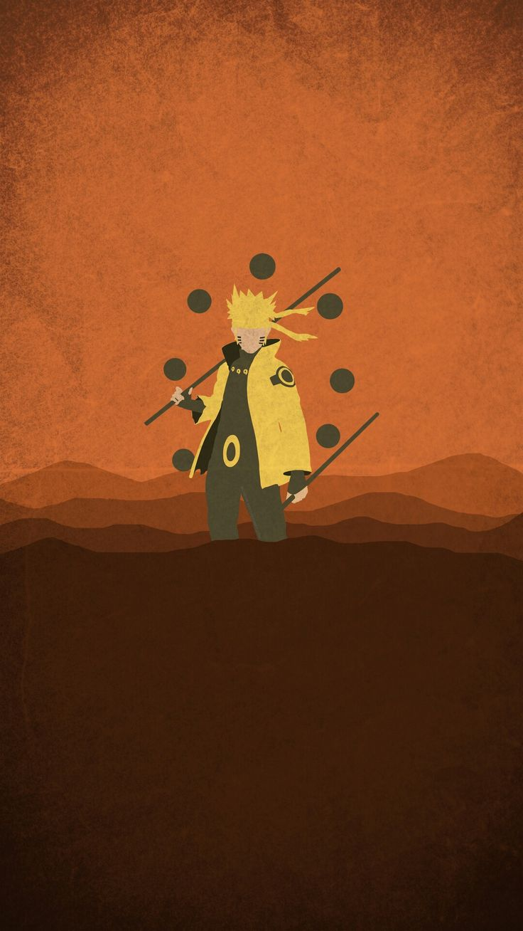[4K] Naruto Minimal Mobile Wallpapers Remastered - http://sl4eva.deviantart.com