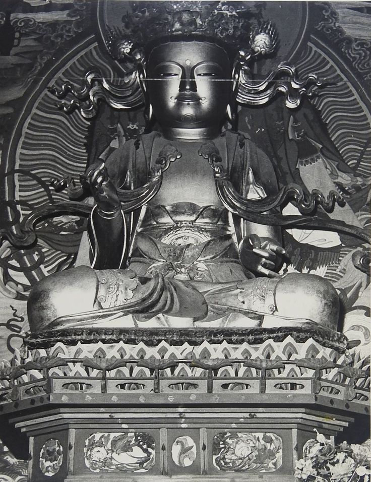 Photograph Statue Of Buddha